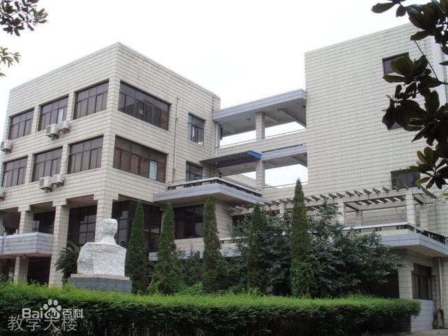 自贡市蜀光中学[普高]-教学大楼