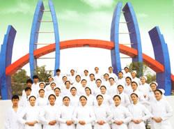 四川省人民医院护士学校图片