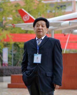 成都航空旅游职业学校王致祥老师