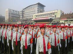西安航空护士职业学校图片