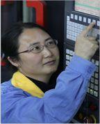 重庆工贸高级技工学校(重庆工贸技师学院)王秀蓉  老师