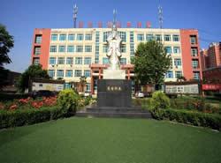 西安生物医药技术职业学校图片