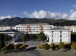 云南建设学校图片