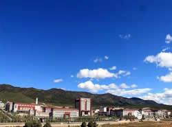 迪庆州民族中等专业学校图片