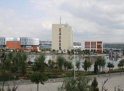 榆林市卫生学校图片