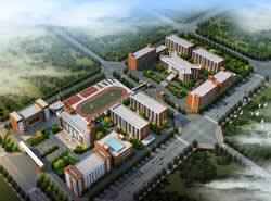 榆林能源化工职业技术学校图片