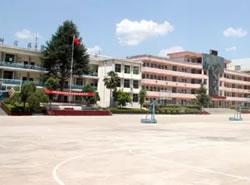 山阳县职业教育中心图片