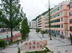 柞水县职业中等专业学校图片