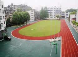 重庆市青山工业技工学校图片