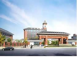 内江市高级技工学校图片