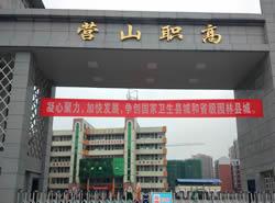 四川省仪陇县职业高级中学图片