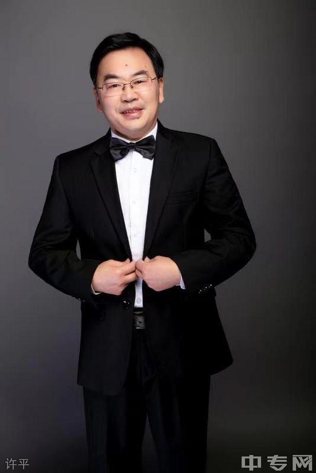 北京第二外国语学院成都附属中学[普高]许平老师