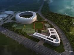 大同市体育运动学校图片