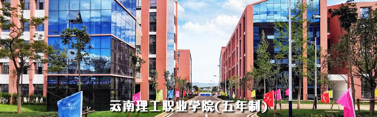 云南理工职业学院(五年制)