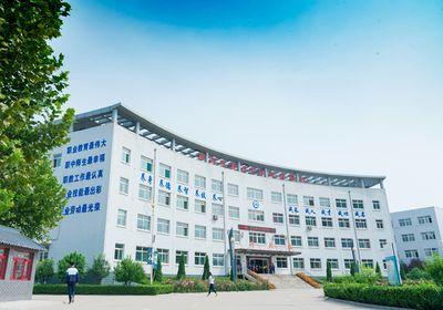 太谷县职业中学校图片