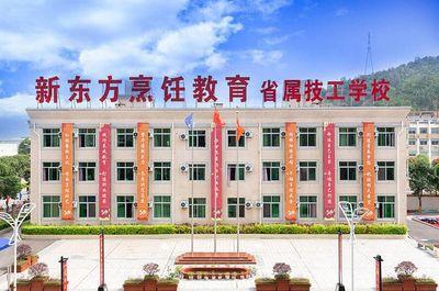 福建省新东方技工学校图片