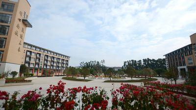 福州第一技师学院图片