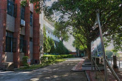 莆田市高级技工学校图片