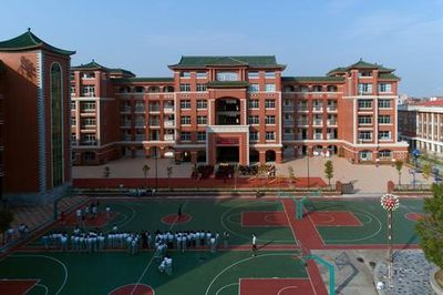 惠安广海中学[普高]图片