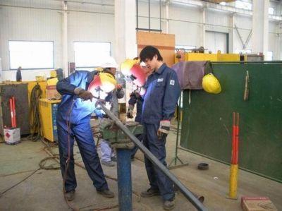 陕西焊接技校图片