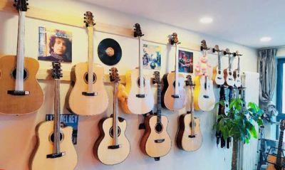 西安琴旅吉他培训中心图片