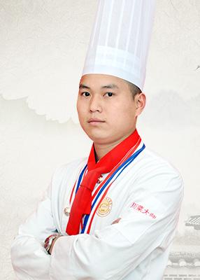 成都新东方烹饪学院王江平老师