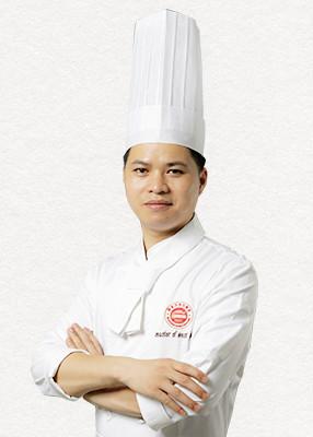 成都新东方烹饪学院刘书涛老师