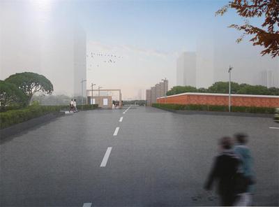 北京市劲松职业高中图片