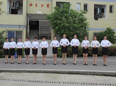 北京商贸学校图片