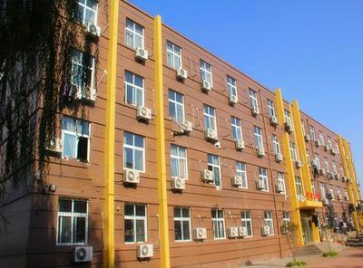 北京市电气工程学校图片