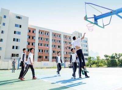 北京市供销学校图片
