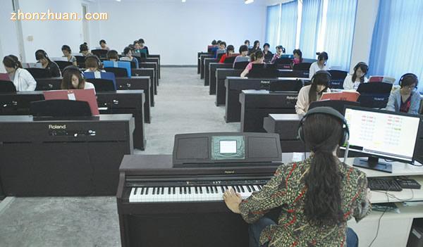 四川大学职业技术学院川大职业学院-幼师实训