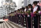 四川省南部县职业技术学校-南部职业技术学校-校园风光
