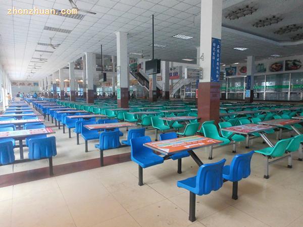 南充邮电工业学校-学生食堂