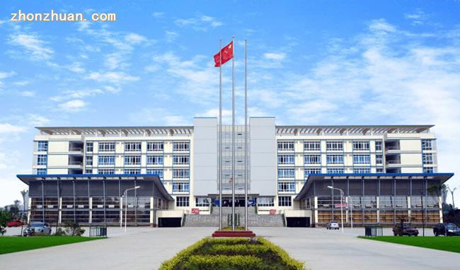 四川大学职业技术学院综合楼