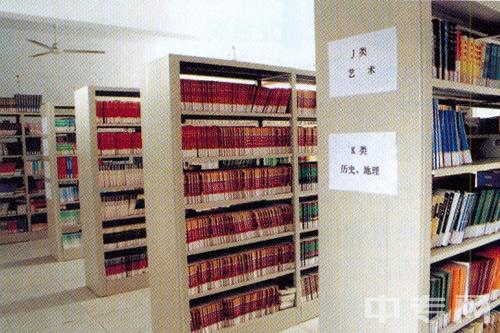 重庆光华女子职业中等专业学校图书室