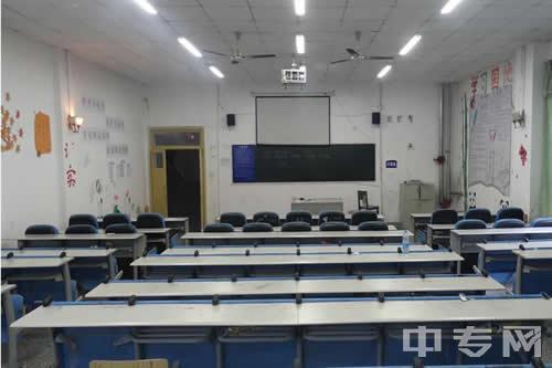 成都医学升学班公开课教室
