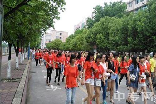 四川省绵阳财经学校-学生活动