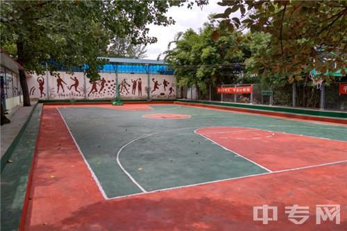 贵阳市新城职业学校-篮球场