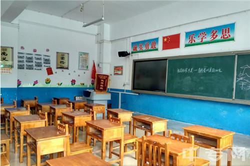 贵阳市新城职业学校-学生教室