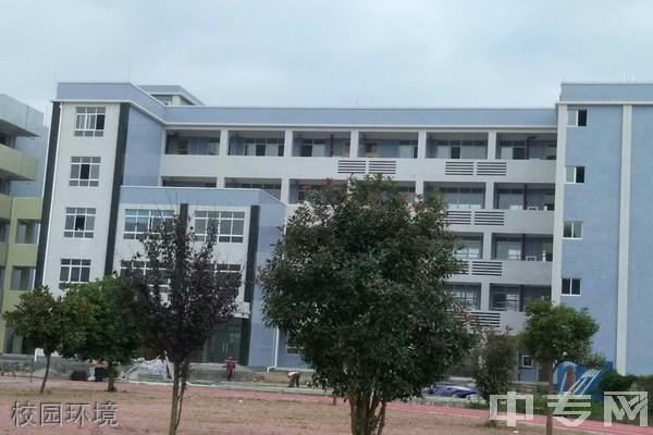 贵阳护理职业学院(惠水校区)校园环境