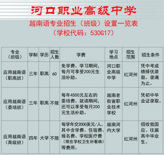 河口县职业高级中学校园绿化