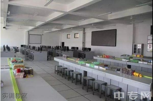 云南商务职业学院实训教室