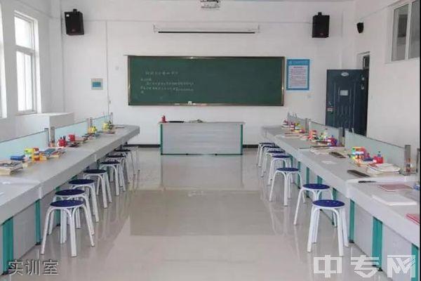 云南商务职业学院实训室