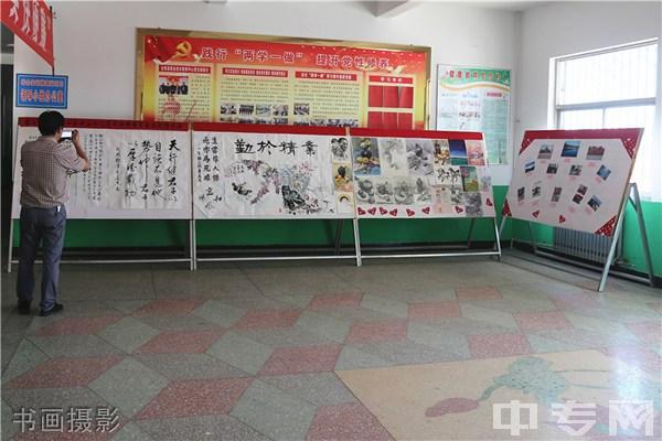 合阳县职业技术教育中心(合阳县职教中心)书画摄影