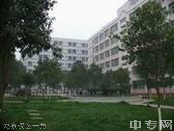 四川航天职业技术学院[专科]-龙泉校区一角