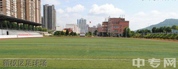 四川核工业技师学院-新校区足球场