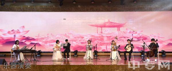西南医科大学附属医院卫生学校(泸州卫校)乐器演奏