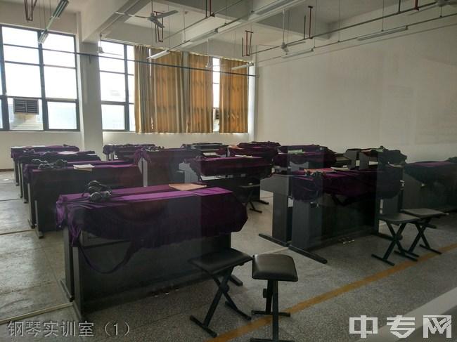 川大科技园职业技能学院-钢琴实训室(1)