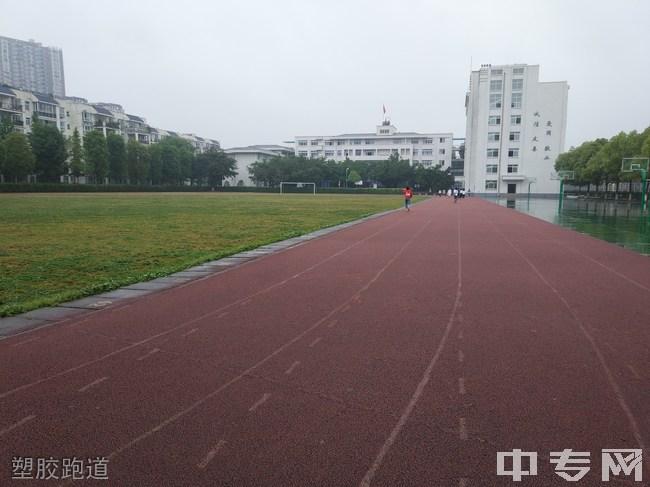 四川理工技师学院-塑胶跑道